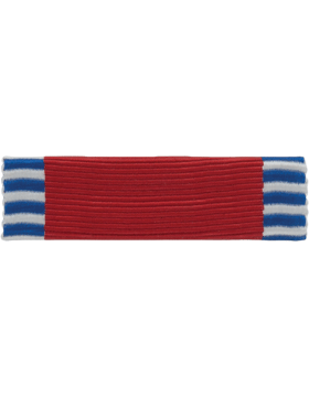ROTC Ribbon (RC-R550)  Superior Cadet Award Jr. Division (140D)
