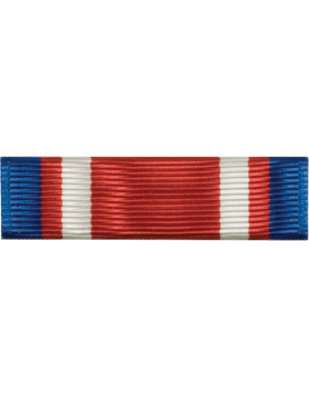 AFROTC Ribbon (RC-R402) Drill Team Membership-Athletic Award (#214C)