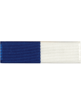 AFROTC Ribbon (RC-R408) Warrior Spirit Award (#216C)