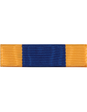 AFROTC Ribbon (RC-R407) Commandant's Award (#215C)