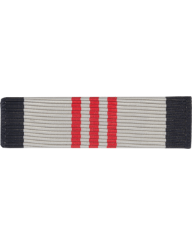 ROTC Ribbon (RC-R548)  Army Commanders Leadership Award  (194C)
