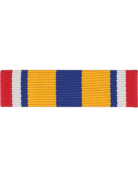 NJROTC Ribbon (RC-R601) Meritorious Achievement (#247C)