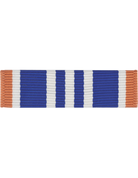 NJROTC Ribbon (RC-R608) Naval Science IV Honor Platoon (#254D)