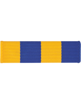 NJROTC Ribbon (RC-R618) Physical Fitness (#264C)