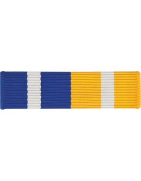 NJROTC Ribbon (RC-R621) Unit Service (#267D)