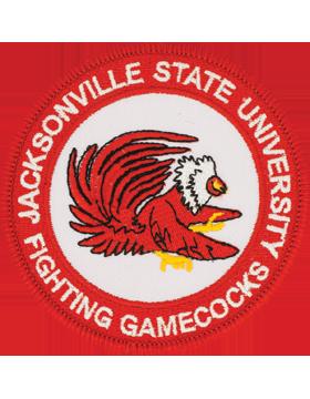 Jacksonville State University Full Color