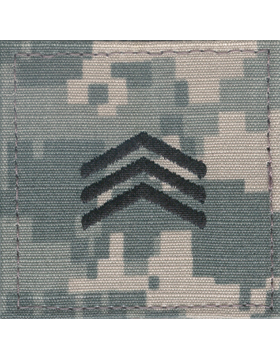 Army ROTC Rank, Cadet Sergeant