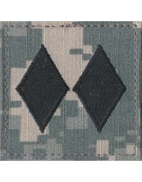 Army ROTC ACU Rank, Cadet Lieutenant Colonel