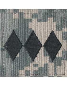 Army ROTC ACU Rank, Cadet Colonel