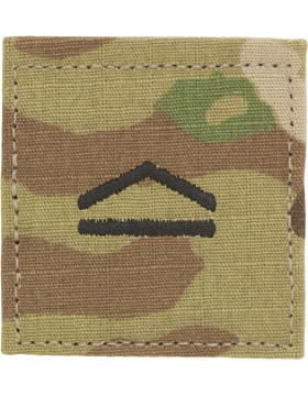 Army ROTC Scorpion Rank, Cadet Private First Class