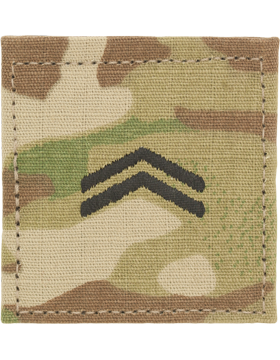 Army ROTC Scorpion Rank, Cadet Corporal