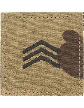 Army ROTC Scorpion Rank, Cadet Sergeant