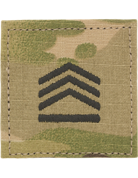 Army ROTC Rank, Cadet Staff Sergeant