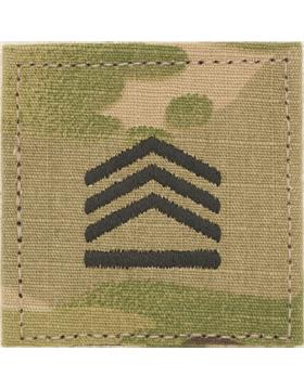 Army ROTC Scorpion Rank, Cadet Staff Sergeant