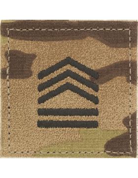 Army ROTC Scorpion Rank, Cadet Sergeant First Class