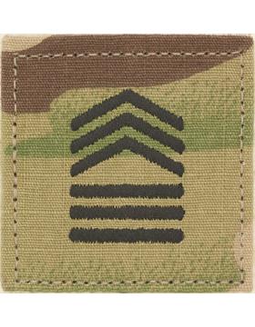 Army ROTC Scorpion Rank, Cadet Master Sergeant