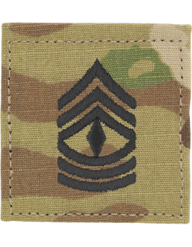 Army ROTC Scorpion Rank, Cadet First Sergeant