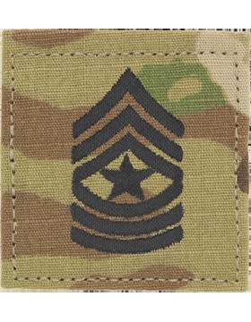 Army ROTC Scorpion Rank, Cadet Sergeant Major