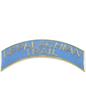ROTC Metal Arc Tab APPALACHIAN TRAIL