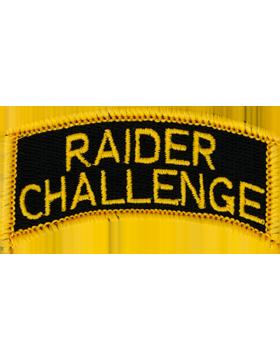 Raider Challenge Tab