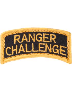 Ranger Challenge Tab