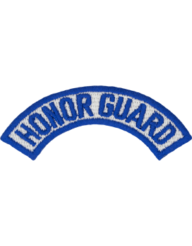 Honor Guard Tab
