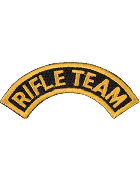 Rifle Team Tab