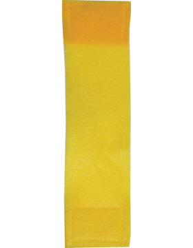 Felt Leadership Tab (RC-201) Yellow with Fastener (63)