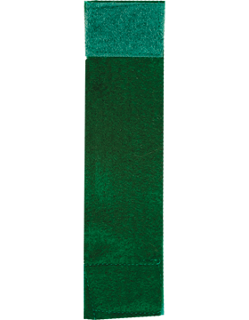 Felt Leadership Tab (RC-204) Kelly Green with Fastener (490)