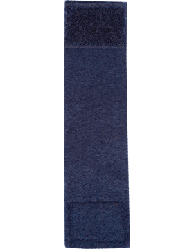 Felt Leadership Tab (RC-208) Navy Blue with Fastener (549)