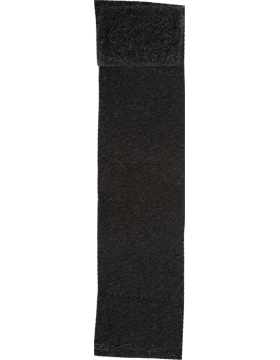 Felt Leadership Tab (RC-209) Black with Fastener (4093)