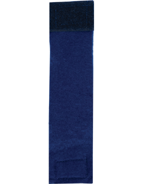 Felt Leadership Tab (RC-210) Royal Blue with Fastener (395)