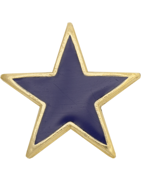 Blue Honor Star