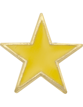 Gold Honor Star