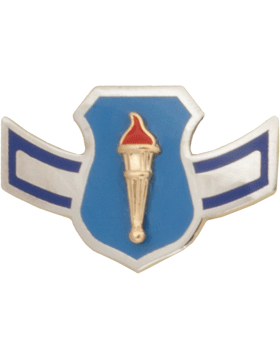 Air Force JROTC Enameled Chevron (RC-501) Airman