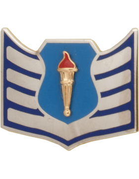 Air Force JROTC Enameled Chevron (RC-504) Staff Sergeant
