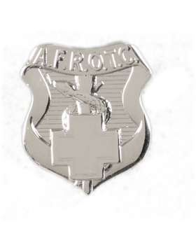 Air Force ROTC Badge (RC-622) Pre-Health Silver