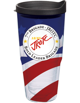 7th Brigade JROTC Tumbler Bold Warrior Brigade