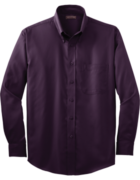 Red House® Herringbone Non-Iron Button-Down Shirt RH38