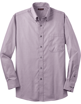 Red House® Mini-Check Non-Iron Button-Down Shirt RH66