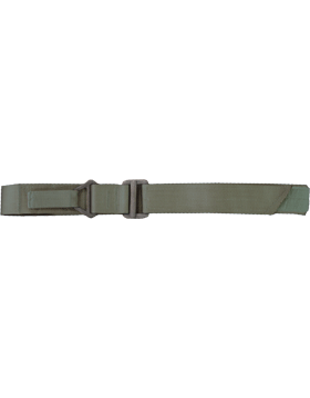 Foliage Green Rigger Belt with Heavy Duty Buckles