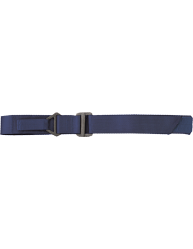Navy Blue Rigger Belt with Heavy Duty Buckles