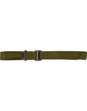 Olive Drab Rigger Belt with Heavy Duty Buckles