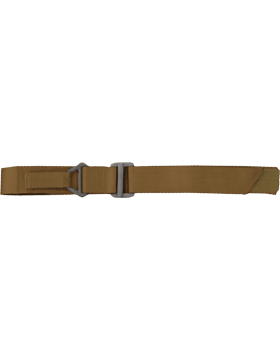 Coyote Brown Rigger Belt with Heavy Duty Buckles