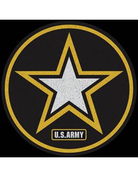 U.S. Army Star Rug