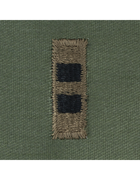 Subdued Sew-on Rank S-113 Warrant Officer Two