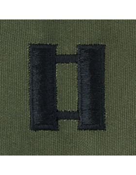 Subdued Sew-on Rank S-118 Captain