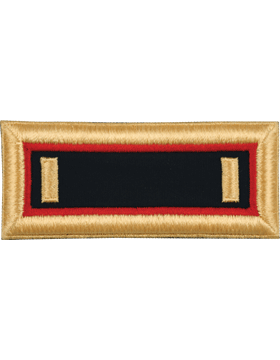 Adjutant General Rayon Shoulder Boards