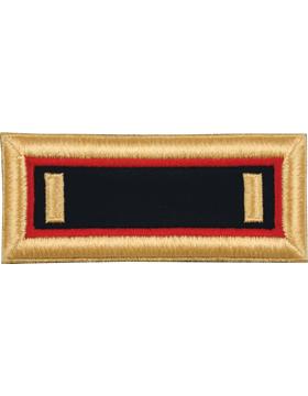 Adjutant General Rayon Shoulder Boards