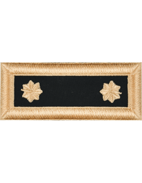 Chaplain Rayon Shoulder Boards